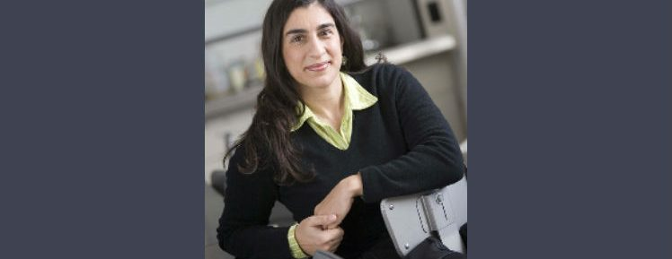 Katayoun Chamany appointed as Eugene Lang College's first-ever endowed professor.